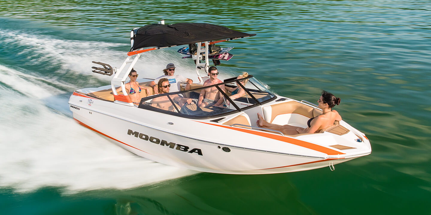 Affordable Wakeboard Boats Built For Performance | Moomba Boats