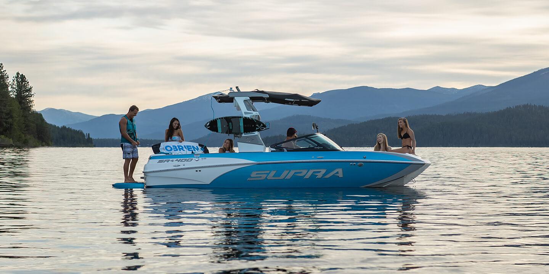 Supra SE Tow Boat | 24'5